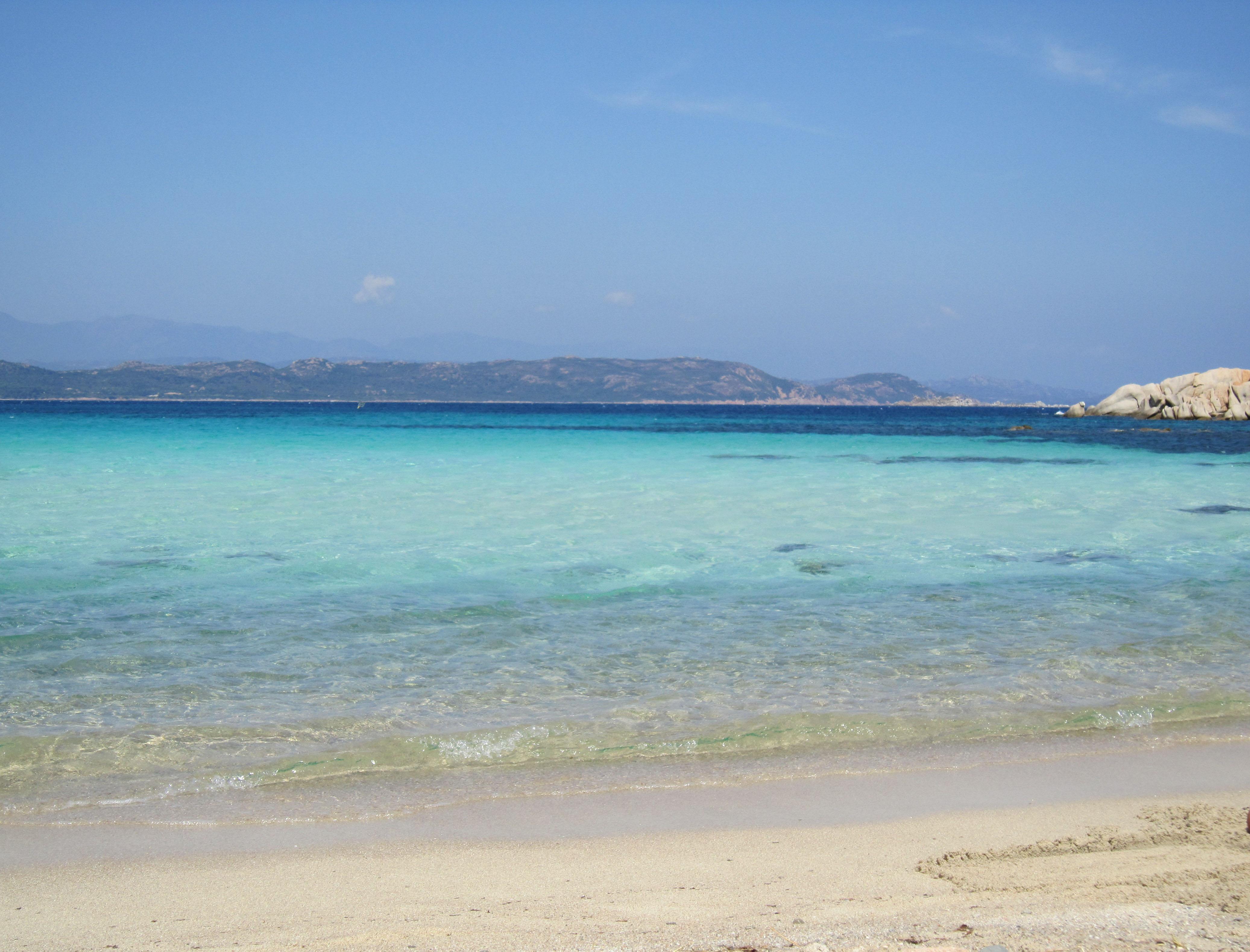Isola di Cavallo – Baia Grecò